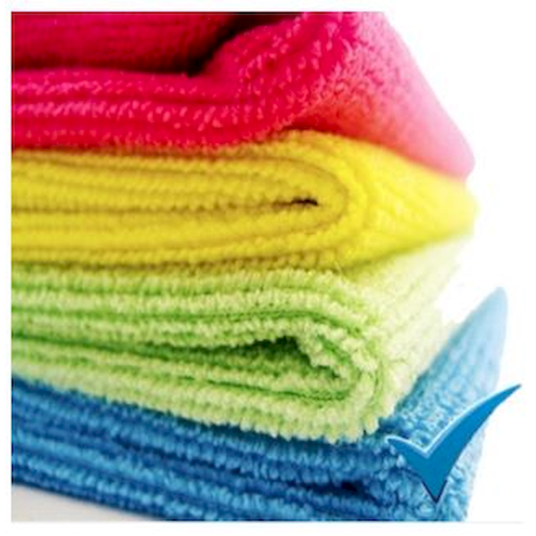 Picture of Microfibre Cloth Blue Jangro CG106-B